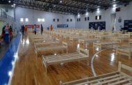 La AFA armará un hospital de campaña en la cancha de futsal del predio de Ezeiza