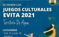 El Pingo : Se vienen los Juegos Culturales Evita 2021