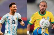 En el Maracaná, Argentina y Brasil juegan una histórica final por la Copa América