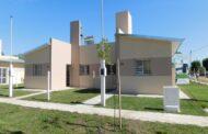La provincia adjudicó viviendas para Viale y tres localidades entrerrianas