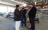 En Hernández la provincia respalda a pequeñas empresas que generan empleo de calidad