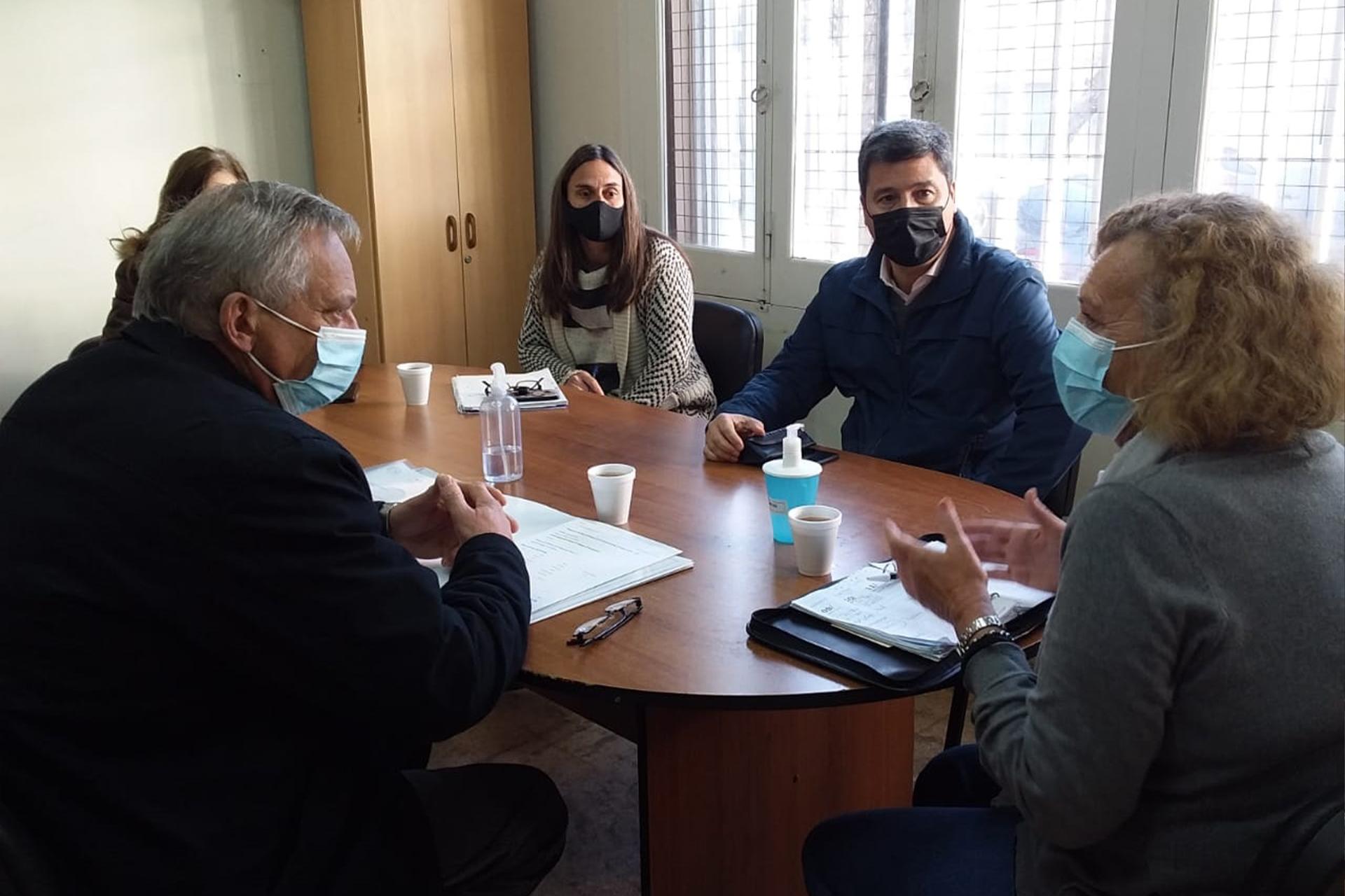 El gobierno provincial y la Municipalidad de Viale trabajan para concretar obras de accesibilidad e inclusión