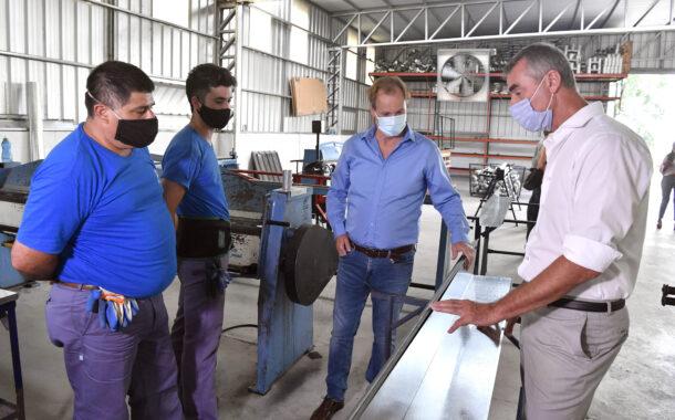 Bordet dio a conocer que las exportaciones entrerrianas ya superan valores de 2019, anteriores a la pandemia