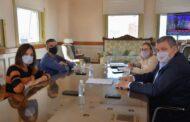 Paira y el nuevo ministro de Desarrollo Social de Nación analizaron los programas vigentes en la provincia