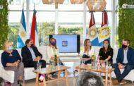 Stratta sostuvo que la Feria del Centro fortalece el desarrollo local y la identidad cultural de la región