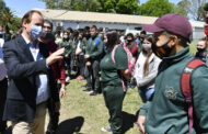 """""""Nuestra prioridad es la gestión de gobierno para los entrerrianos"""", afirmó Bordet."""